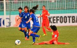Thua Thái Lan, ĐT nữ Việt Nam cay đắng mất suất World Cup 2015