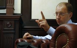 Thủ tướng Ukraine đòi Nga chia di sản của Liên Xô cũ