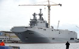 Mỹ kêu gọi NATO mua lại tàu Mistral Pháp đóng cho Nga