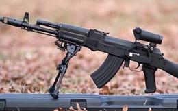 Nga: Súng trường AK-100 bị Galil ACE Israel đánh bại ở Việt Nam
