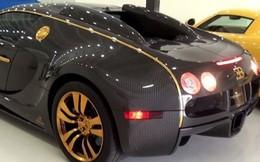 Siêu xe Bugatti Veyron độc nhất của trùm bất động sản