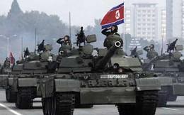 Vì sao Triều Tiên điều xe tăng áp sát trung Quốc?