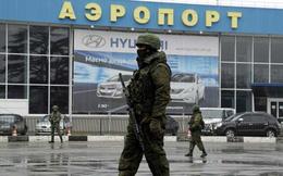 Crimea cấm tất cả các chuyến bay đến từ Kiev, Istabul