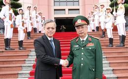 Đối thoại Chính sách Quốc phòng Việt Nam - Singapore
