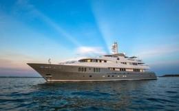 Khám phá siêu du thuyền có giá thuê gần 9 tỷ đồng/tuần