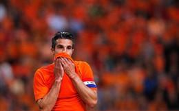 Bản tin World Cup: Van Persie và Daryl Janmaat dính chấn thương