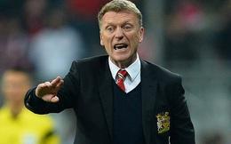 David Moyes mắng đám cầu thủ Man United là lũ đàn bà!