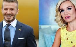 """David Beckham được giải oan vụ """"ăn chả"""""""