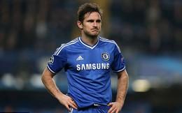 Lampard dở khóc dở cười hậu Chelsea