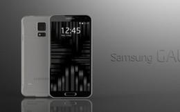 Bản thiết kế Galaxy F đẹp 'như mơ' bằng kim loại