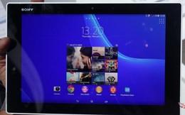 Tablet tốt nhất Sony có giá mềm, chỉ hơn 10 triệu đồng