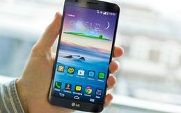 """Smartphone """"độc"""" màn hình cong LG G Flex giảm mạnh 2 triệu đồng"""