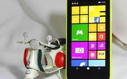 Đánh giá thiết kế bóng bẩy của Nokia Lumia 630