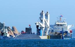Hành trình 'săn' tàu ngầm Kilo Hà Nội của phóng viên Việt Nam