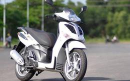 Đối thủ của Honda SH ra thị trường với mức giá thấp