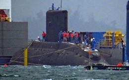Khi nào tổ chức lễ thượng cờ 2 tàu ngầm Kilo của Việt Nam?
