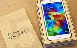 """Rò rỉ clip về phiên bản """"nồi đồng cối đá"""" của Galaxy S5"""
