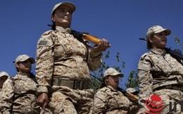 """Nữ chiến binh Syria: """"Sư tử cái với sư tử đực cũng như nhau cả"""""""