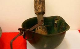 Những kỉ vật vô giá làm từ đạn bom, xác máy bay trong chiến tranh