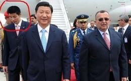 Bí mật cao thủ và á hậu bên lãnh đạo Trung Quốc