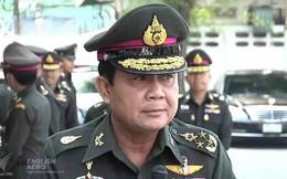 Tổng Tư lệnh Quân đội Thái Lan họp khẩn