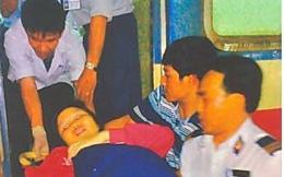 Một phụ nữ sinh con ngay trên tàu SE8