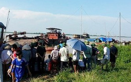Tìm thấy thi thể nạn nhân cuối cùng vụ tai nạn trên sông Hồng