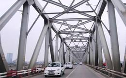 Hôm nay cấm taxi qua cầu Chương Dương vào giờ cao điểm