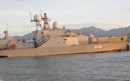 [Ảnh] Tàu hộ vệ tên lửa độc nhất của Hải quân Việt Nam