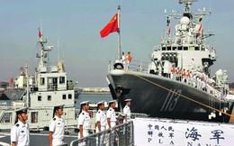 Ấn Độ từ chối cho tàu chiến TQ vào lãnh hải tìm máy bay mất tích