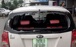 Hà Nội: Bảo vệ Keangnam vô cớ hành hung tài xế taxi