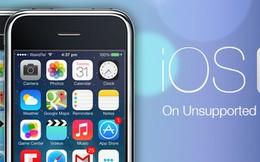 Trải nghiệm iOS 7 trên iPhone 3G và iPhone 2G