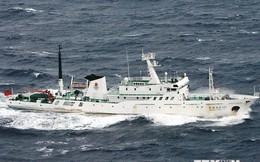 Nhật Bản cáo buộc tàu Trung Quốc khảo sát trong vùng EEZ