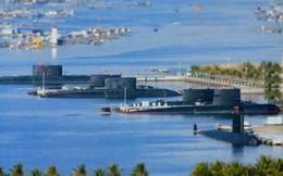Vì sao TQ quyết bảo vệ căn cứ tàu ngầm Du Lâm?