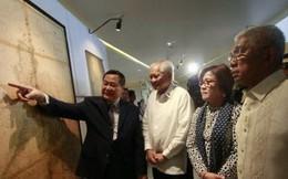 """Philippines mở """"chiến tranh bản đồ"""" chống Trung Quốc"""