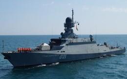 Nga triển khai 2 tàu hộ tống tên lửa tàng hình tối tân