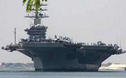 Mỹ choáng váng trước tàu sân bay bí ẩn của Iran