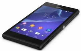 """Sony Xperia M2: Smartphone """"đắt xắt ra miếng"""""""