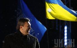 Yanukovych được chiến đấu cơ hộ tống đến Nga giữa đêm