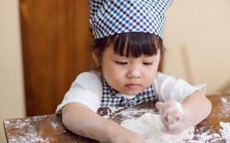 Con gái 2 tuổi hiếu động của Hoa hậu Trần Thị Quỳnh
