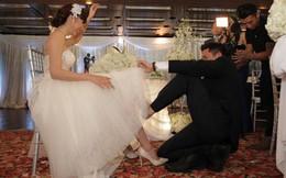 Những siêu đám cưới gây choáng ngợp nhất năm 2014
