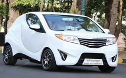 Cận cảnh xe Campuchia khiến ngành ô tô Việt Nam 'ngượng'