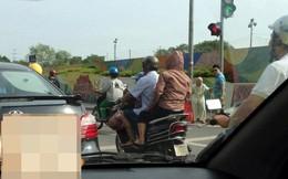 Bạn có thể không tin nhưng đây là chuyện có thật trên đường phố Việt Nam
