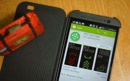 HTC Dot View: Chiếc case điện thoại thông minh nhất thế giới