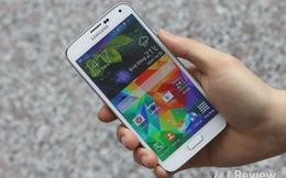 Đánh giá nhanh siêu phẩm Samsung Galaxy S5