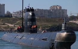 Tàu ngầm duy nhất của Ukraine có thể bị biến thành... nhà hàng