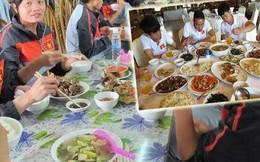 Có đáng không khi tranh cãi về bức hình ĐT Nữ và U19 Việt Nam?