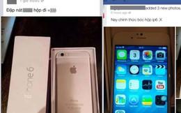 Hàng trăm người dùng tại Việt Nam đã có Iphone 6?