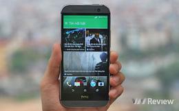 """Đánh giá chi tiết HTC M8, siêu phẩm """"không thể không biết"""""""