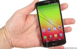 Cận cảnh LG G2 mini giá chỉ 7,4 triệu đồng